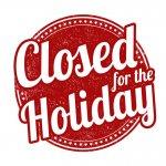 Esencia gesloten tijdens de meivakantie Vanaf zo 29 april. Wel feest op vrijdag 4 mei!