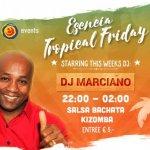★ Esencia Tropical Friday ★ Elke vrijdag behalve de laatste v/d maand