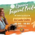 Elke vrijdag Party bij Esencia, behalve de laatste vrijdag van de maand.