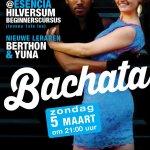 Gratis proefles Bachata voor beginners: zondag 5 mrt. om 21:00u