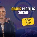 Gratis proefles salsa voor beginners