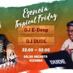 ★ Esencia Tropical Friday ★ 2 areas. Vrijdag 17 januari 2020