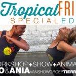 Rechtstreeks uit Cuba: Showteam Tierra Caliente @ Esencia vrijdag 15 mrt 2019