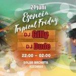 Esencia Tropical Friday 21 juni 2019