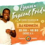 Esencia Tropical Friday 22 mrt 2019