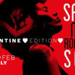 Salsa meets Romantic Soul. FEB 14
